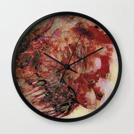 Wound Wall Clock
