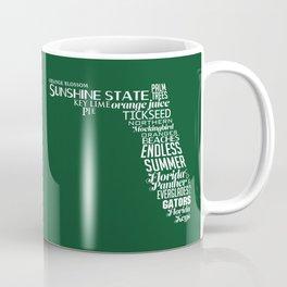 Florida State Love - Green Coffee Mug