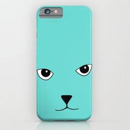 JD (John Doe) Cat iPhone Case