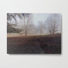 In dreams I walk here, Barham UK Metal Print