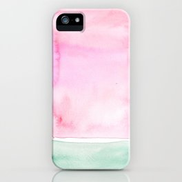 141012 Abstract 14 iPhone Case