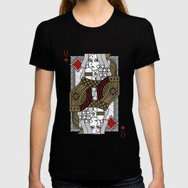 Omnia Suprema Queen of Diamonds T-shirt
