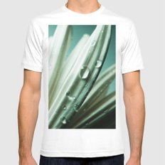 Ordinary Life Mens Fitted Tee White MEDIUM