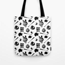 Baseball Gear Tote Bag