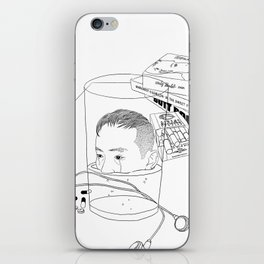 Life After You iPhone Skin