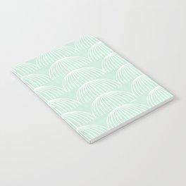 Geometric Umbrellas by Friztin Notebook