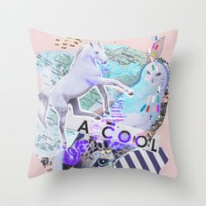 MAGIC WONDERLAND Throw Pillow