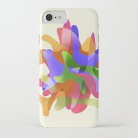 arya iPhone & iPod Cases featuring Dancers by Hinal Arya