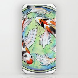 Koi Harmony iPhone Skin