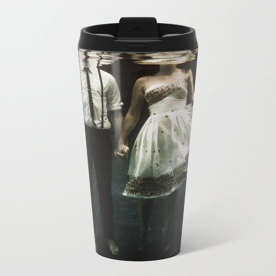 abyss of the disheartened : IV Metal Travel Mug