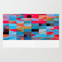 Pixel Dust Rug