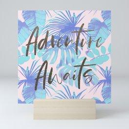 Tropical Adventure Mini Art Print