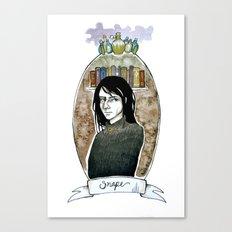 snape Canvas Print