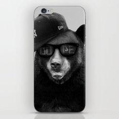 Dope Bear iPhone & iPod Skin