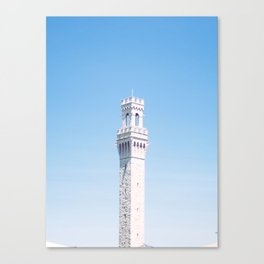 Provincetown Tower Canvas Print