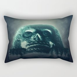 Aztec Celestial Princess Rectangular Pillow