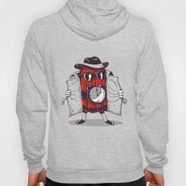 what time is it? it's time to explode Hoody