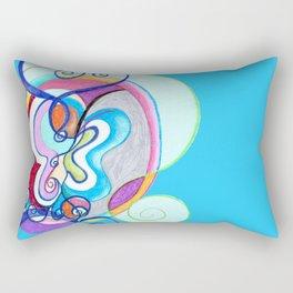 Free as a Butterfly Rectangular Pillow