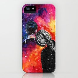 Next to me iPhone Case