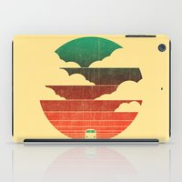 texture iPad Cases featuring Go West by Picomodi