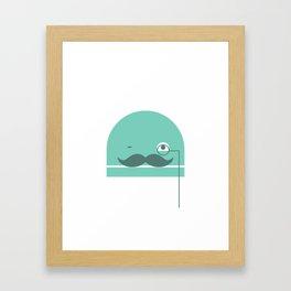 Nerdbot Framed Art Print