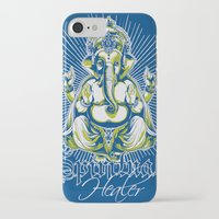 spiritual iPhone & iPod Cases featuring Spiritual healer  by Tshirt-Factory