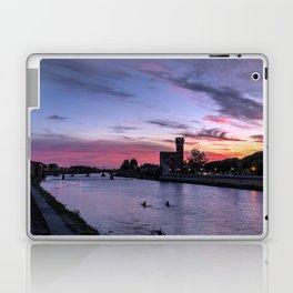 Sunset at Pisa, Italy  Laptop & iPad Skin