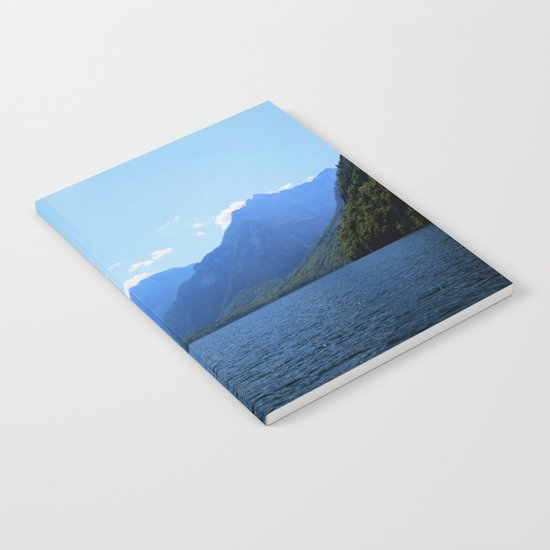 Koenigssee Lake with Alpes 2 Notebook