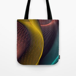 Outfitted Tote Bag