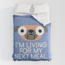Stay Hungry Comforters