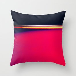 Life on Mars Throw Pillow