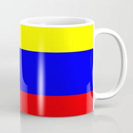 Flag of Colombia Coffee Mug