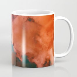The Pink Clouds (Color) Coffee Mug