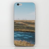 iceland iPhone & iPod Skins featuring Iceland by Chelle Wootten