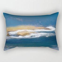 Atlantik Coast Rectangular Pillow