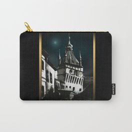#SighisoaraClockTower IV Carry-All Pouch