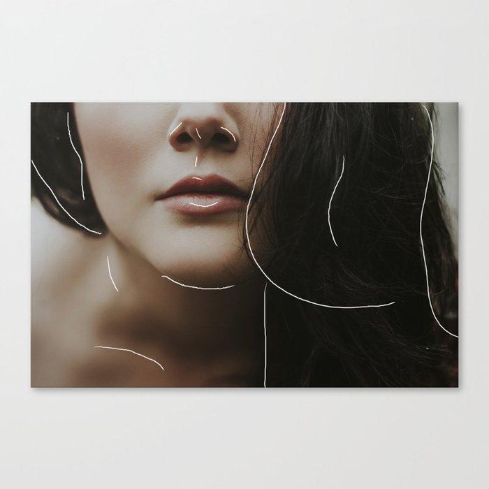 Face Forward Canvas Print