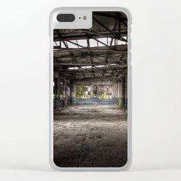 Deutz Clear iPhone Case