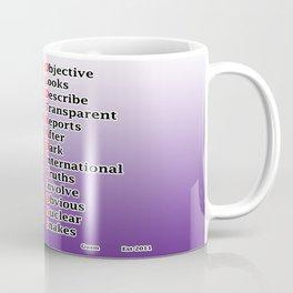 Mnemonic Coffee Mug
