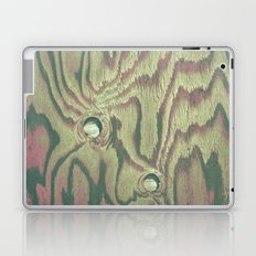 Painted Wood #2 Laptop & iPad Skin