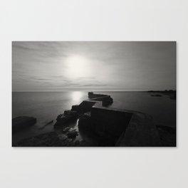 St Monans Pier Canvas Print
