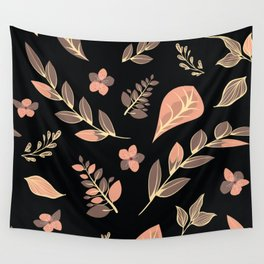Flower Design Series 20 Wall Tapestry