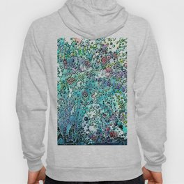 colorful watercolor abstraction 2 Hoody