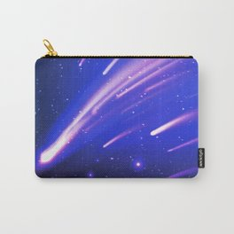 Synthwave Space #26: comet Carry-All Pouch
