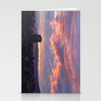 vancouver Stationery Cards featuring Vancouver by Mel Waldron