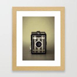 Six 20 Camera Framed Art Print