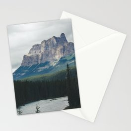 Above the Tree Line Stationery Cards