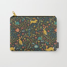 Tortoise and the Hare Carry-All Pouch