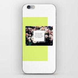 God will iPhone Skin