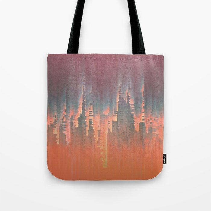 Reversible Space II Tote Bag